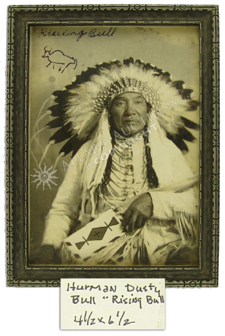Historic Blackfeet Photo Collection - 4