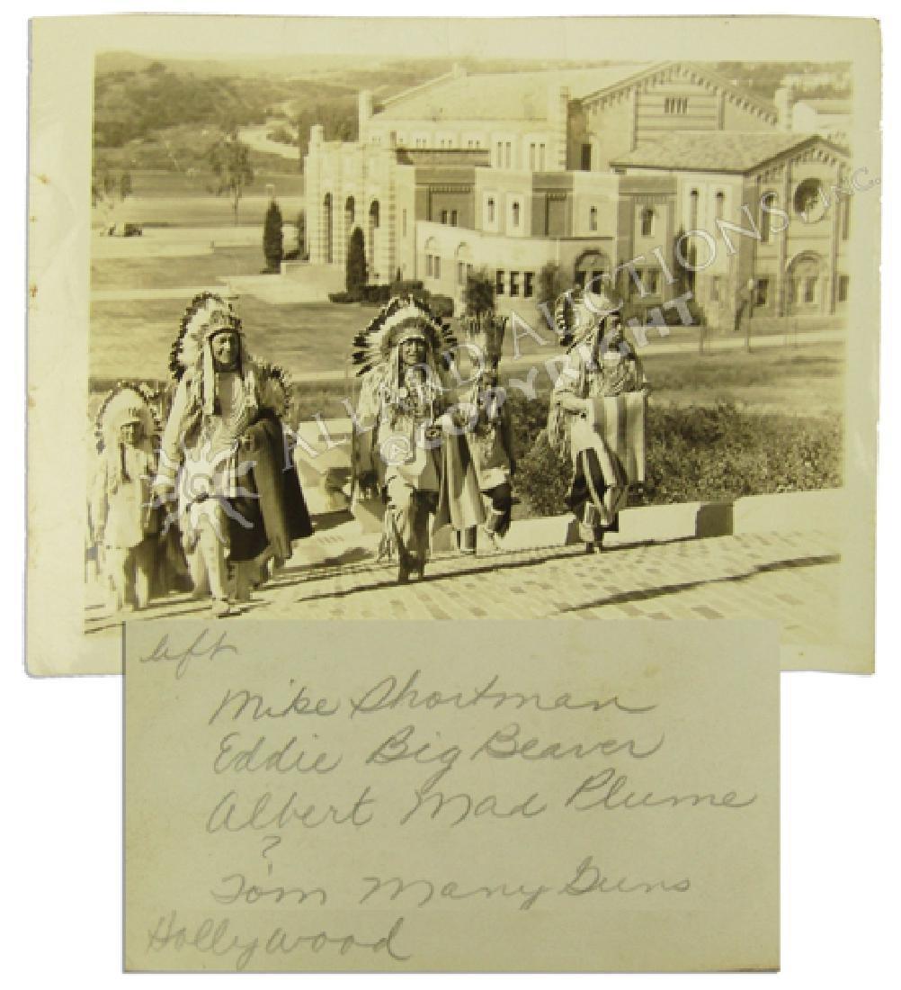 Historic Blackfeet Photo Collection - 9