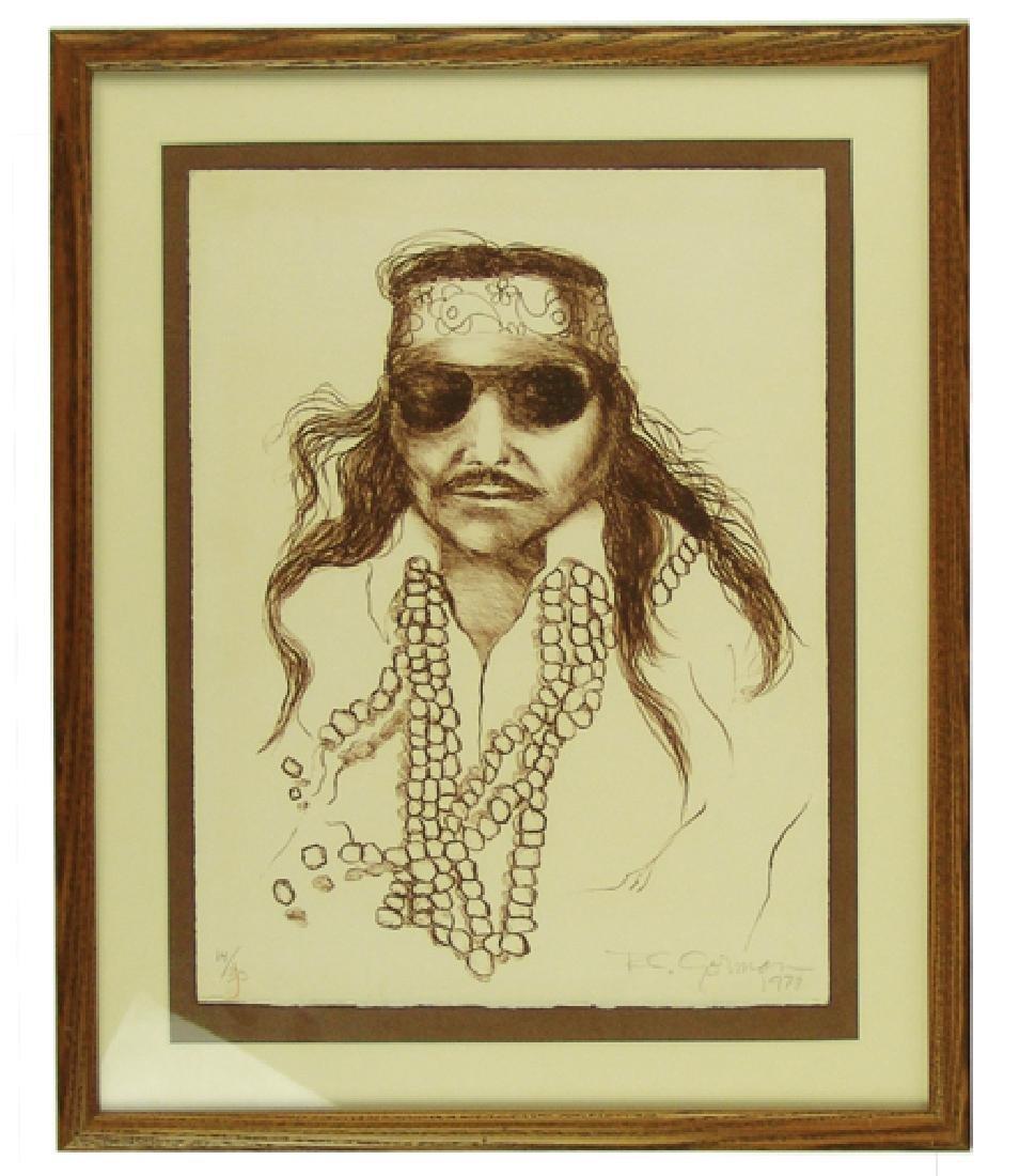 R.C. Gorman, Navajo (1932-2005)