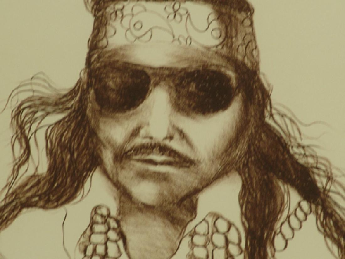 R.C. Gorman, Navajo (1932-2005) - 2