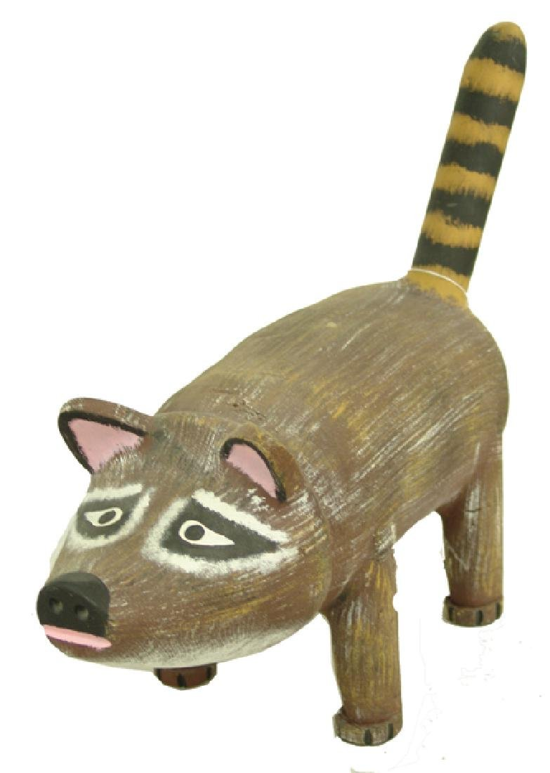 New Mexico Folk Art Carving - Jorge Rodriguez