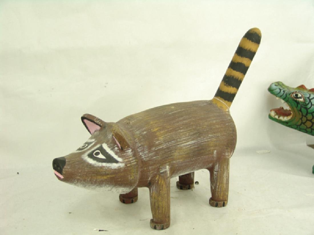 New Mexico Folk Art Carving - Jorge Rodriguez - 2