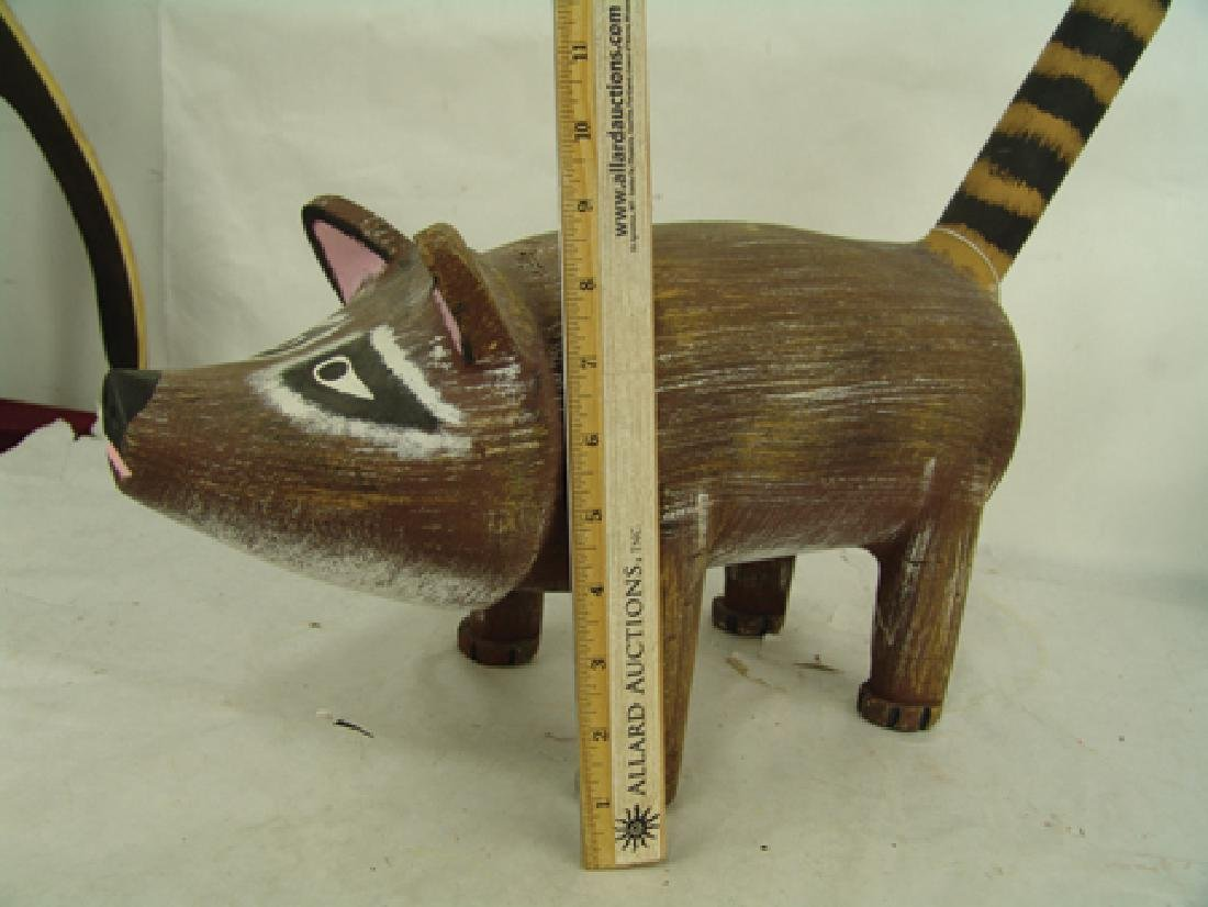 New Mexico Folk Art Carving - Jorge Rodriguez - 4