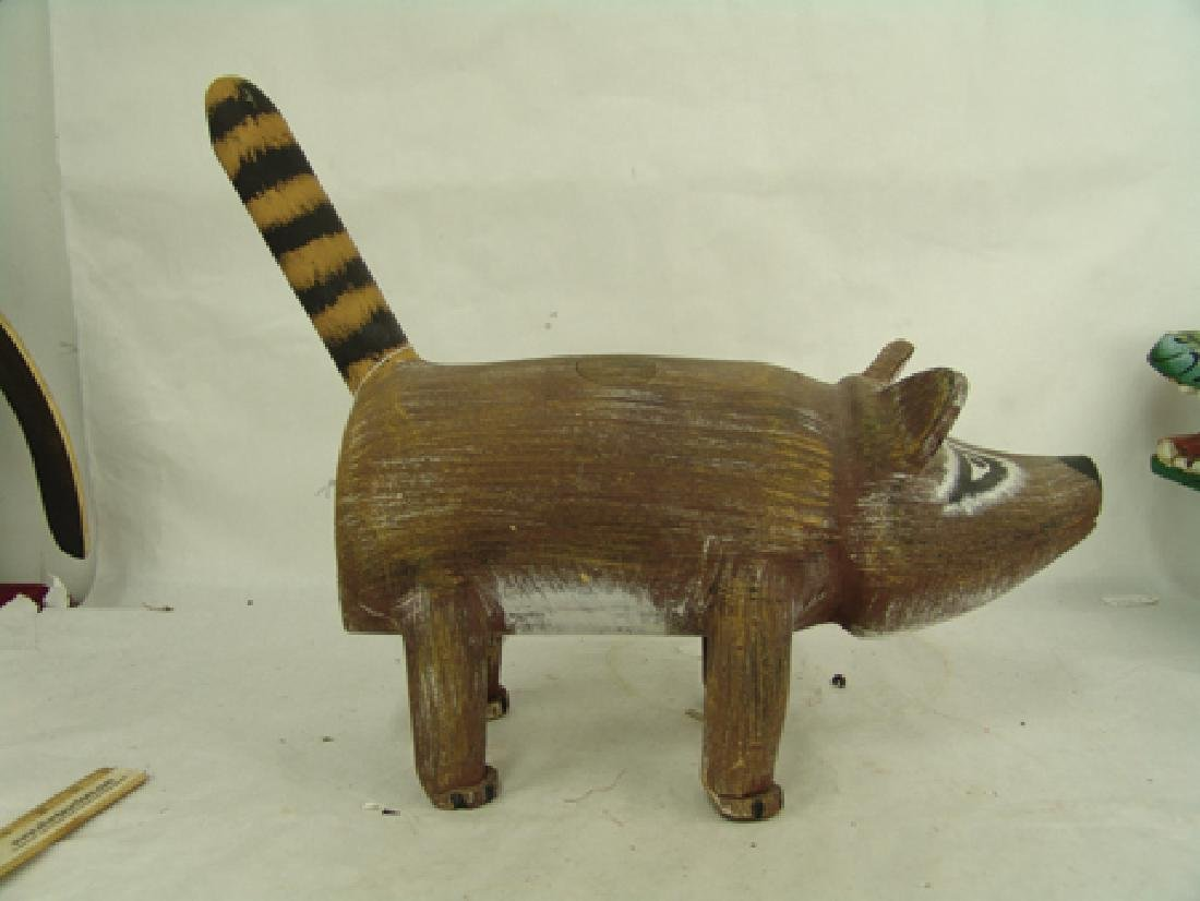 New Mexico Folk Art Carving - Jorge Rodriguez - 5