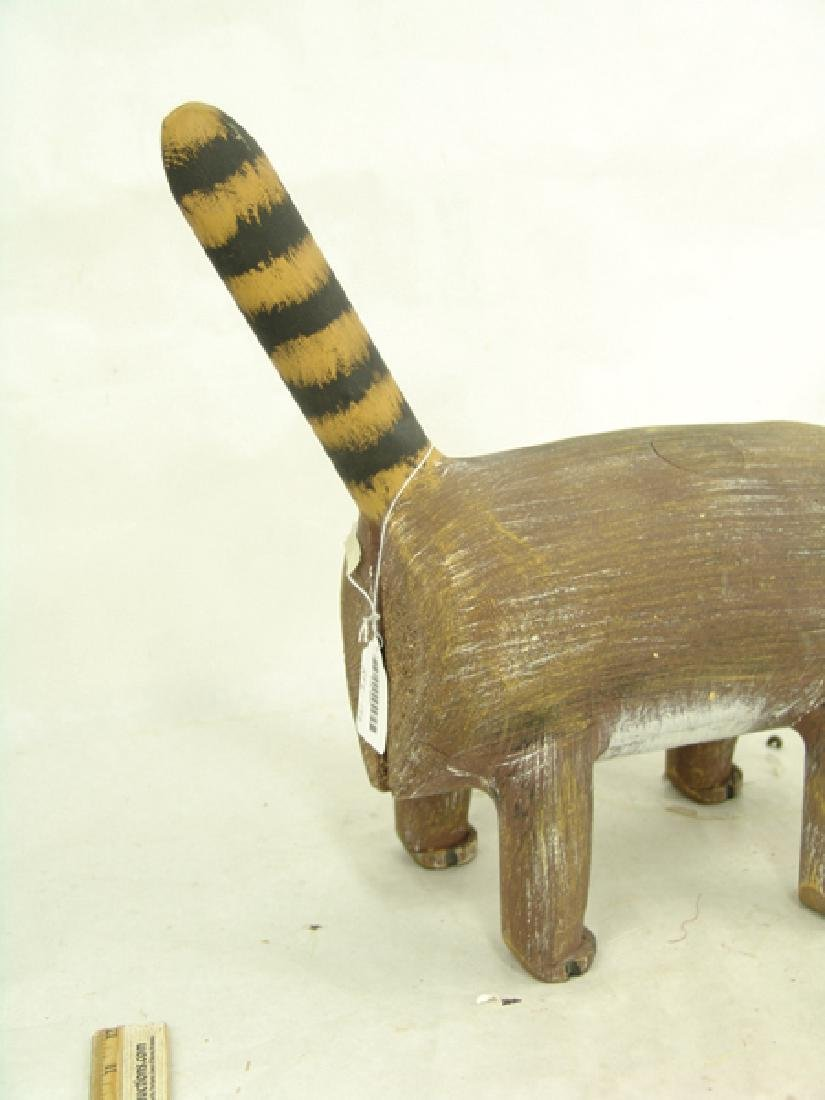 New Mexico Folk Art Carving - Jorge Rodriguez - 6
