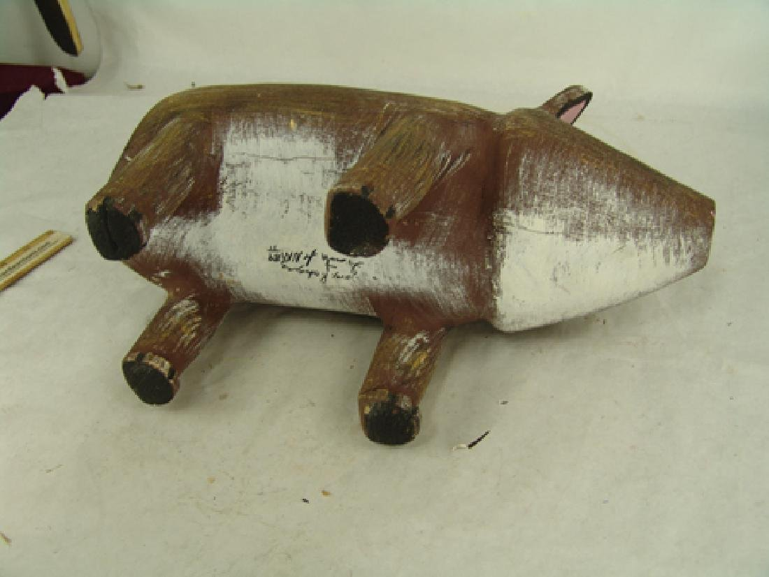New Mexico Folk Art Carving - Jorge Rodriguez - 7