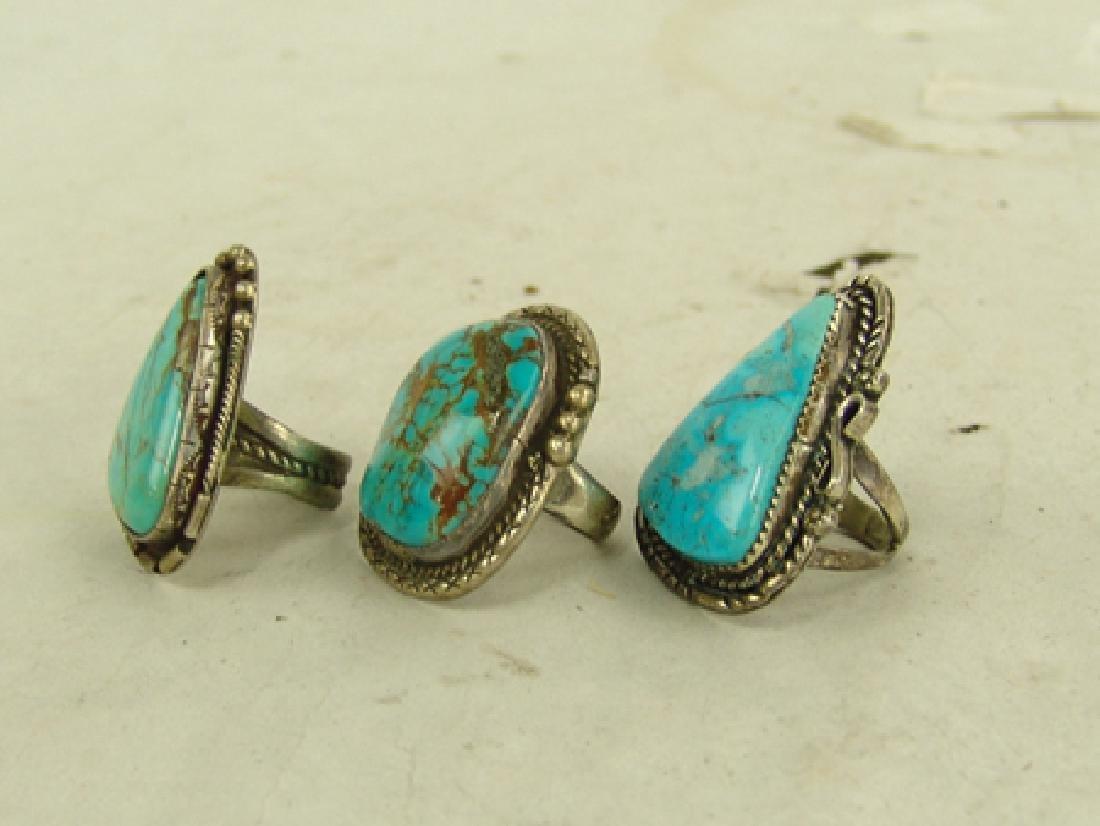 3 Navajo Rings - 2