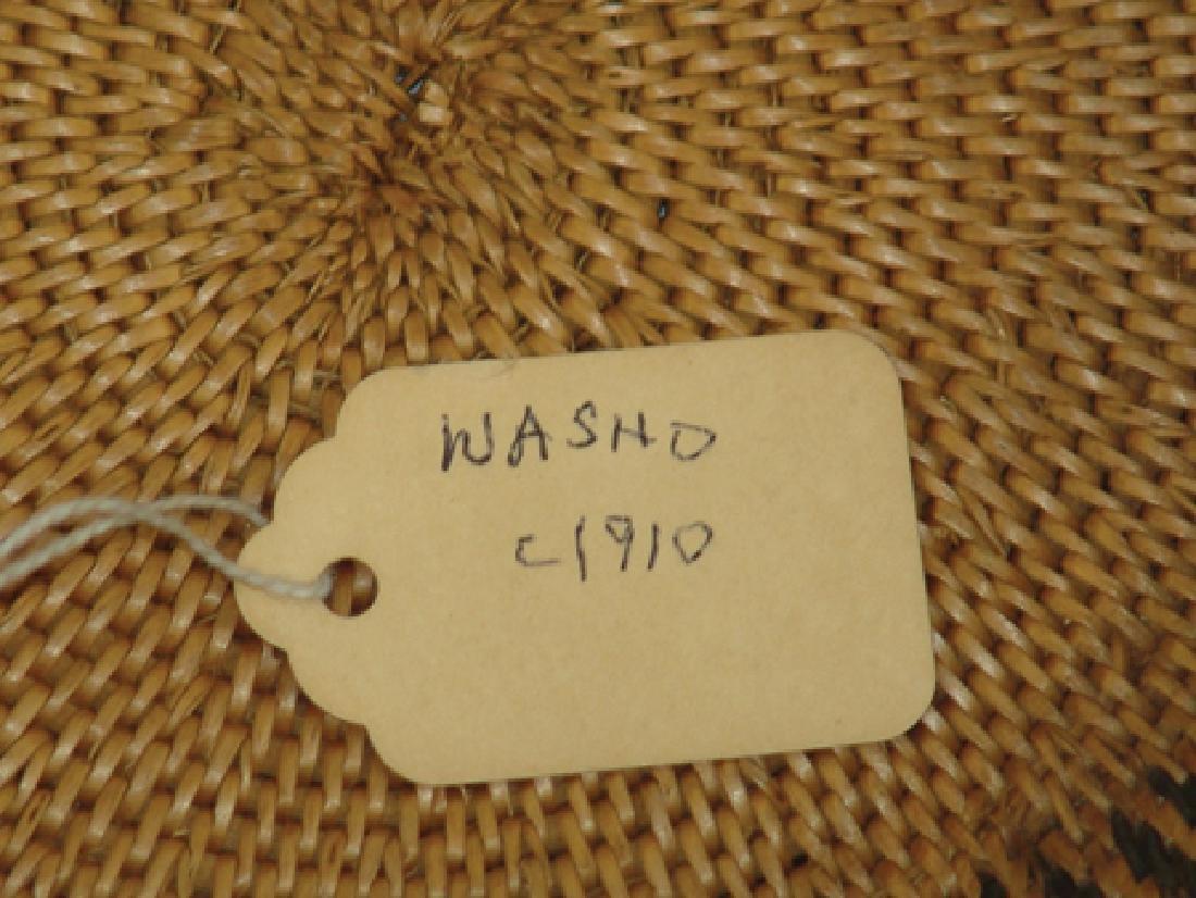 Washo Basket - 5