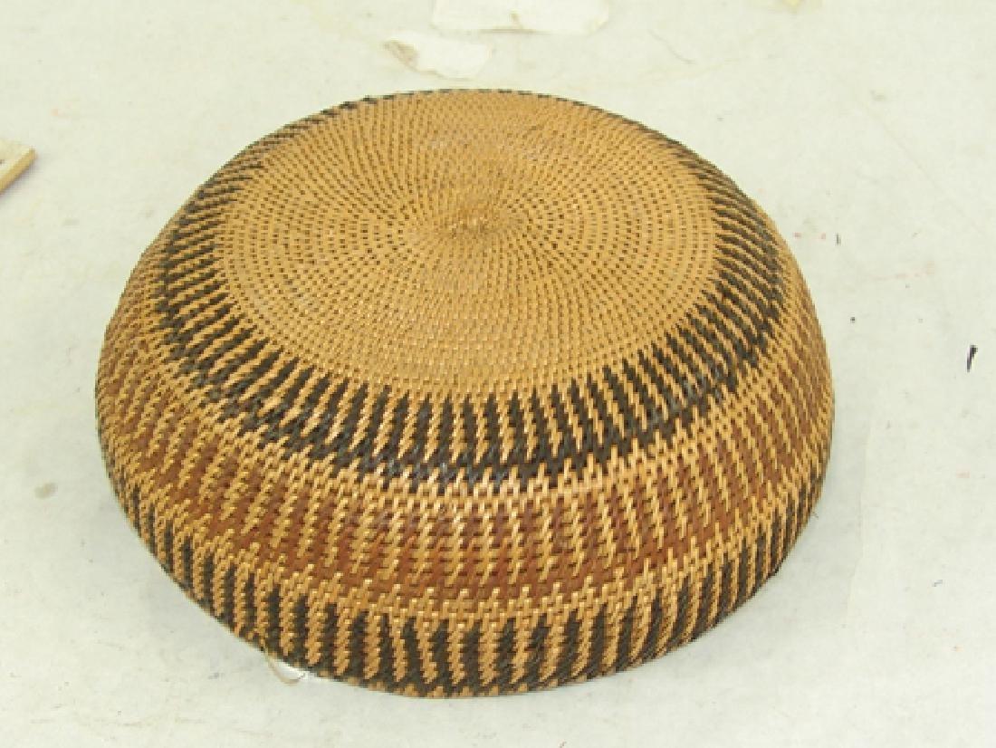 Washo Basket - 8