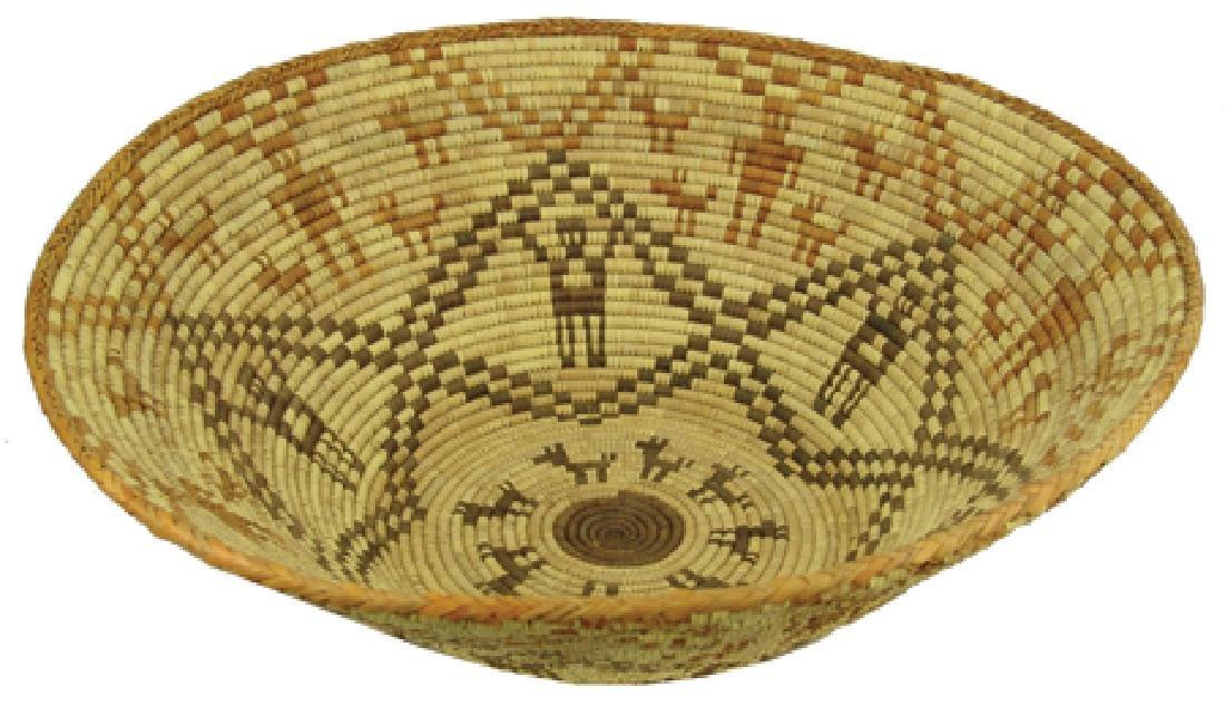Huge Southwest Style Basket