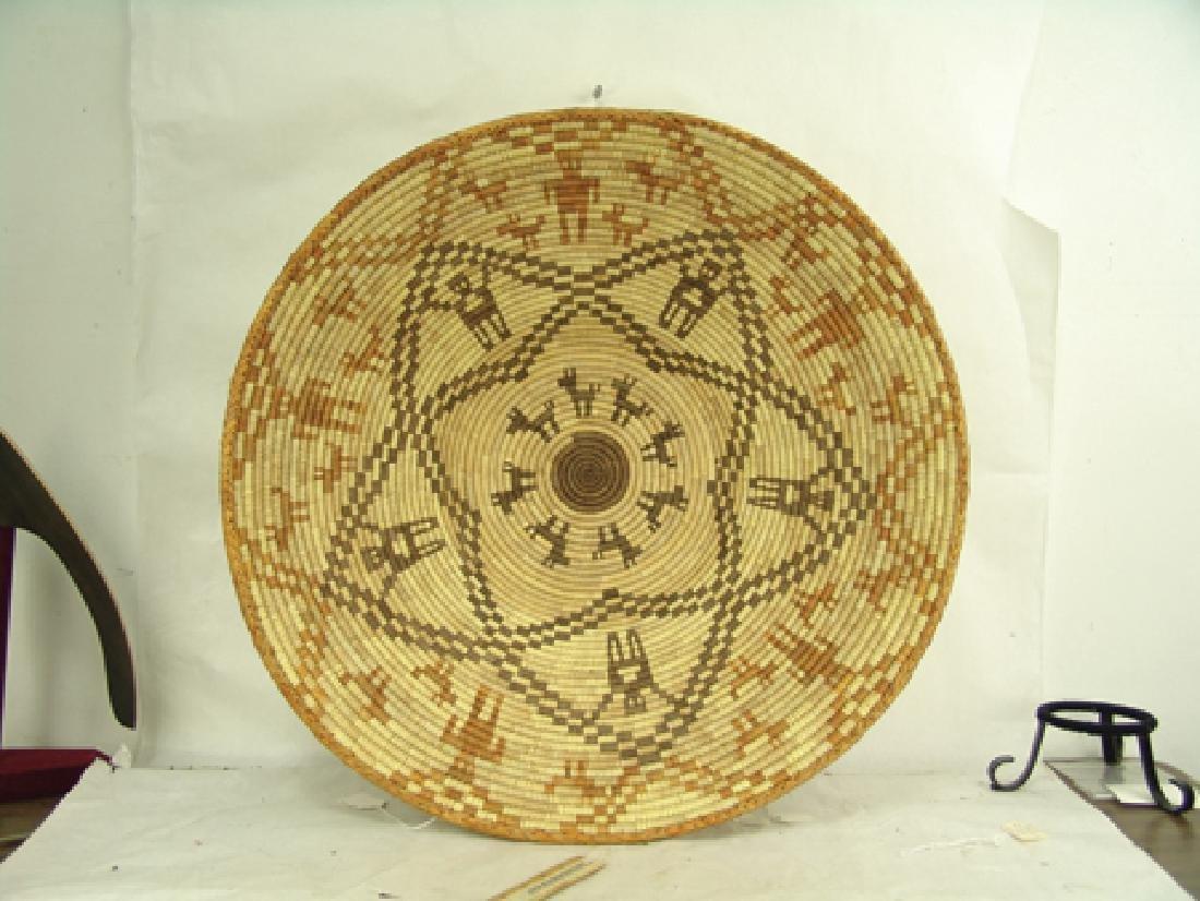 Huge Southwest Style Basket - 2