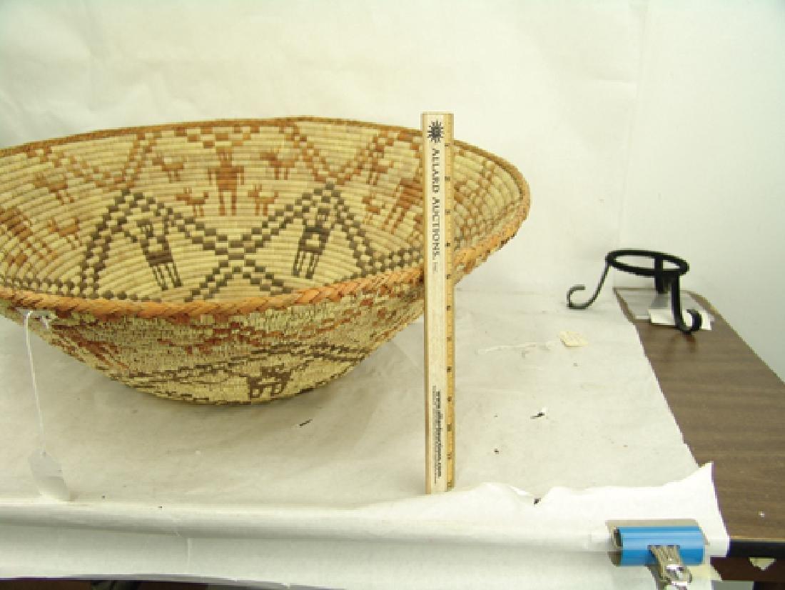 Huge Southwest Style Basket - 4