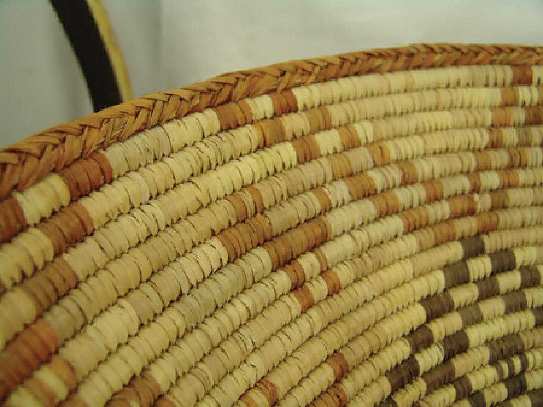 Huge Southwest Style Basket - 5