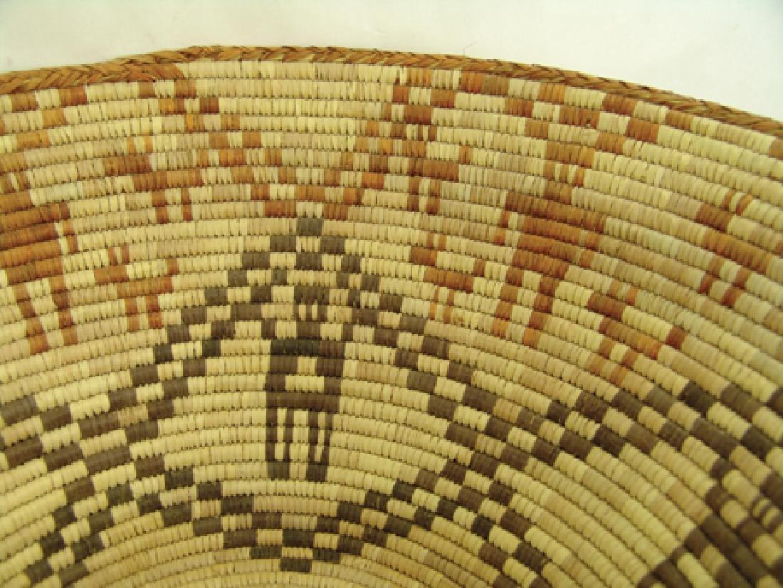 Huge Southwest Style Basket - 6