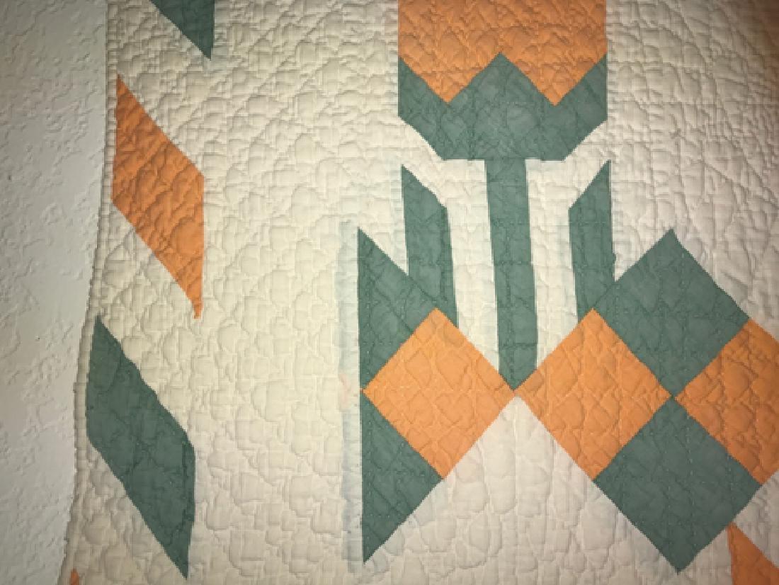 Vintage Quilt - 2