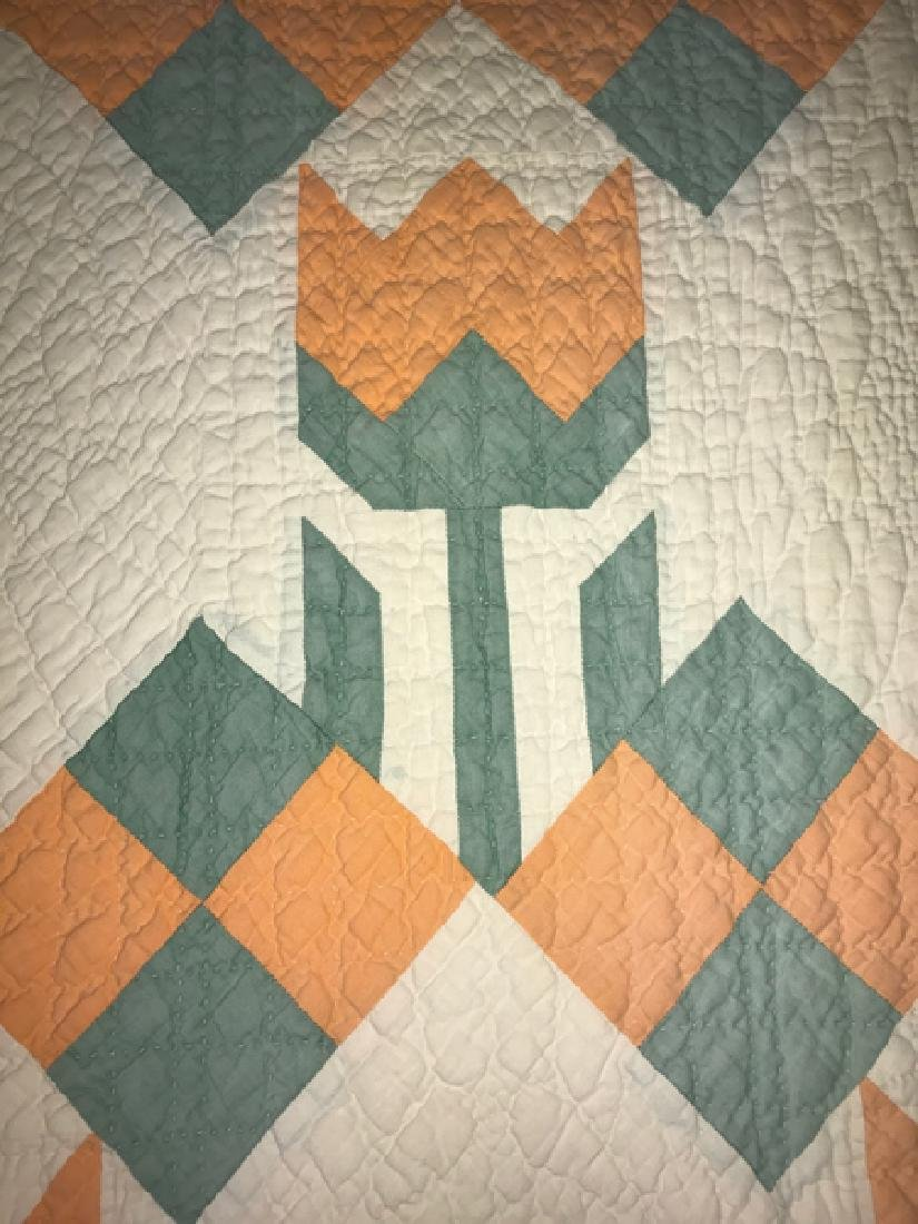 Vintage Quilt - 3