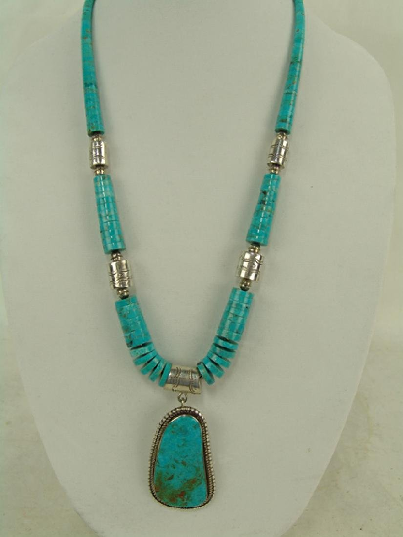 Navajo Necklace - 2