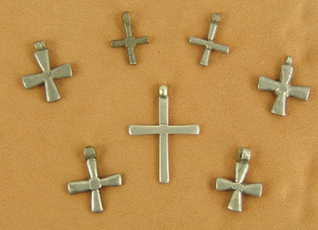 Pueblo Crosses