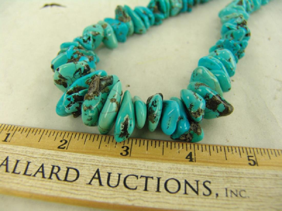 Turquoise Necklace - 5