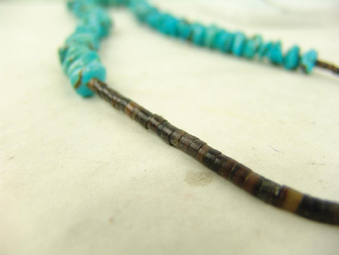 Turquoise Necklace - 6