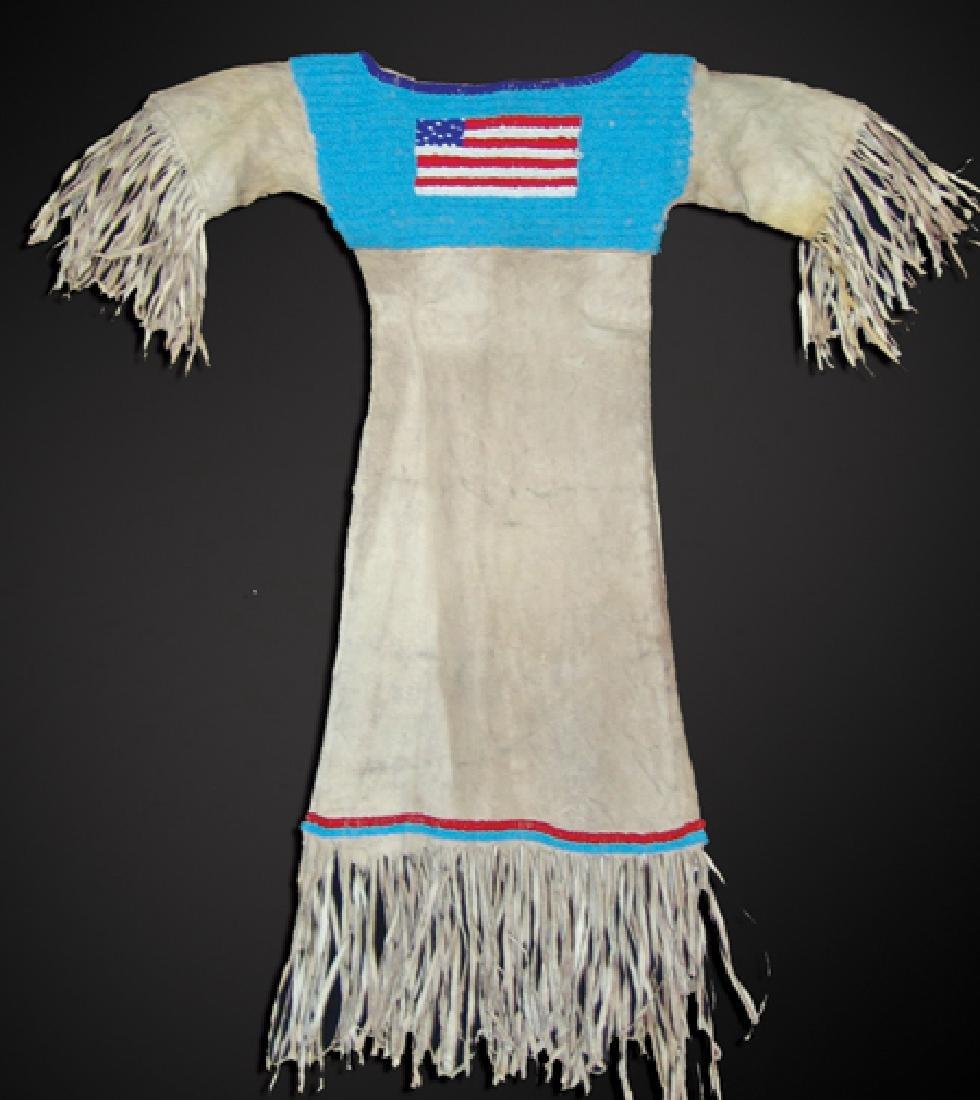 Plains Style Girl's Dress