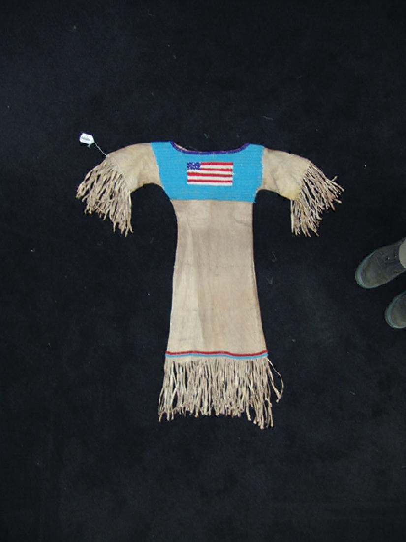 Plains Style Girl's Dress - 2