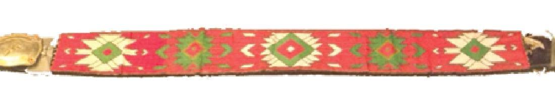 Comanche Beaded Belt