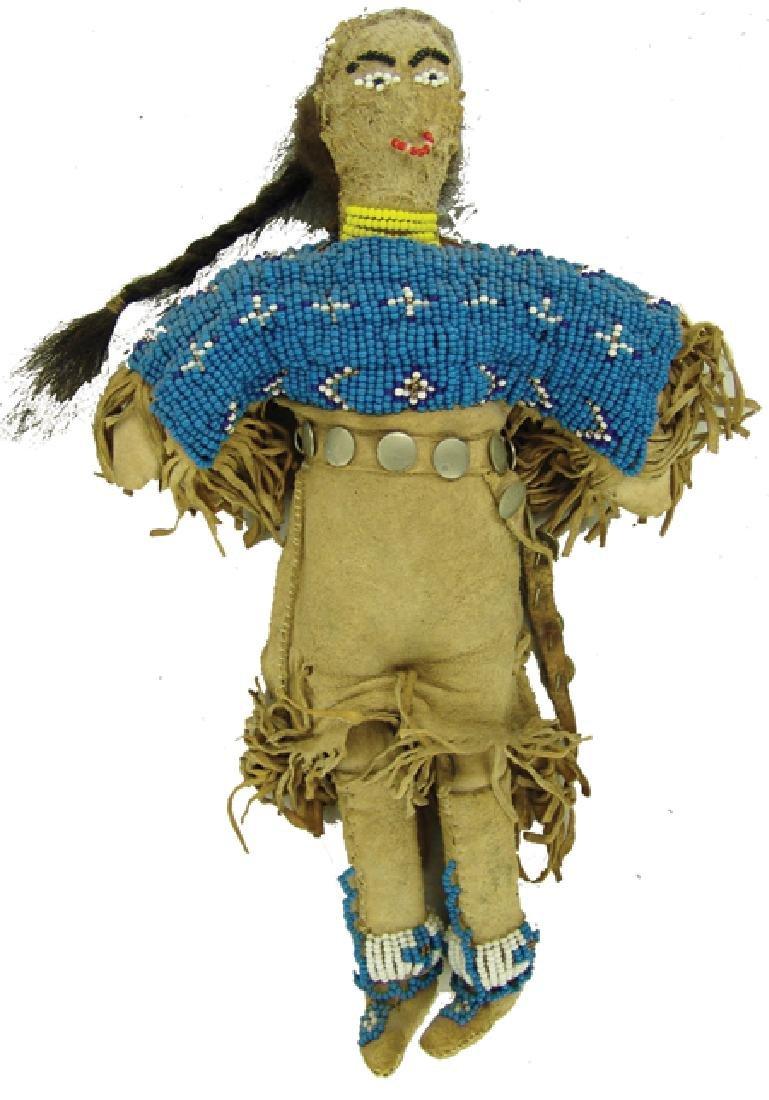 Plains Beaded Doll