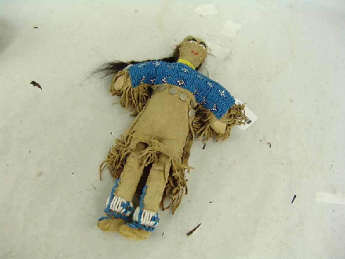Plains Beaded Doll - 2