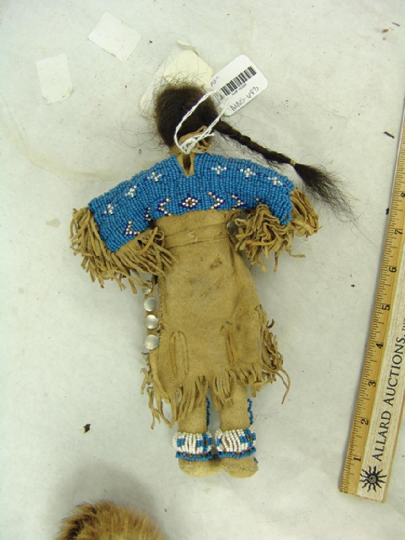 Plains Beaded Doll - 4