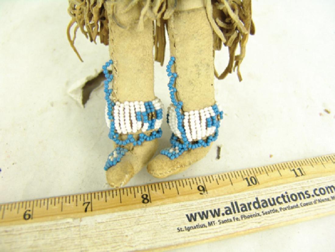 Plains Beaded Doll - 6