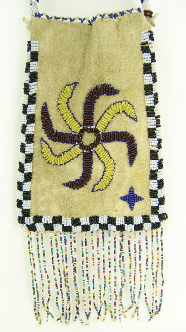 Kiowa Beaded Bag