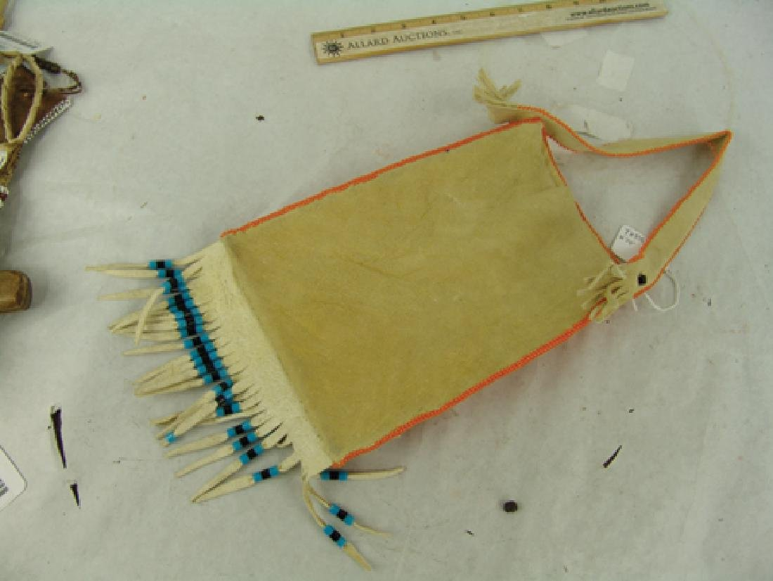 Northern Plains Beaded Bag - 6