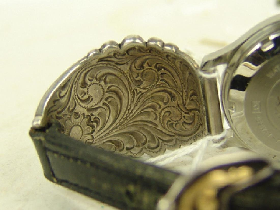 Western Buckle & Watch Set - Bob Be?? - 10