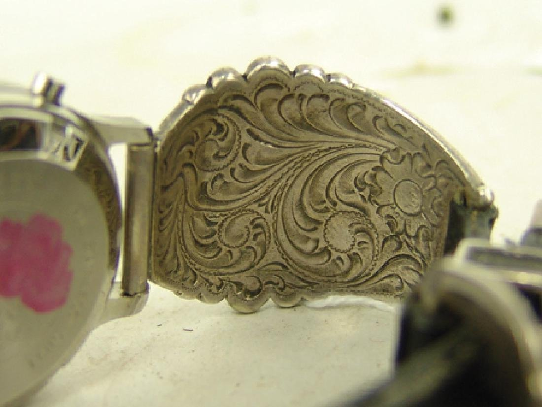 Western Buckle & Watch Set - Bob Be?? - 9