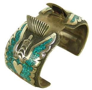Navajo Watch Bracelet - Tommy Singer