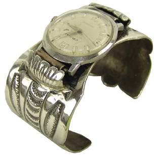 Navajo Watch Bracelet - JC