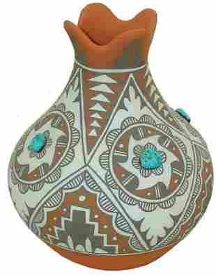 Jemez Pottery Jar - Mary Small