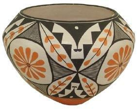 Acoma Pottery Jar - Sarah Garcia