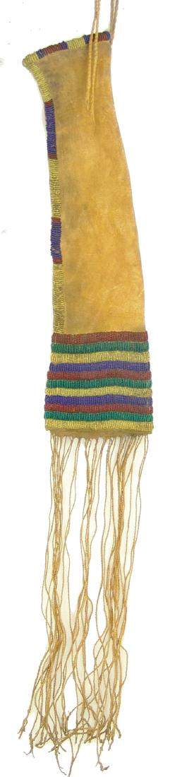 Southern Plains Beaded Pipebag