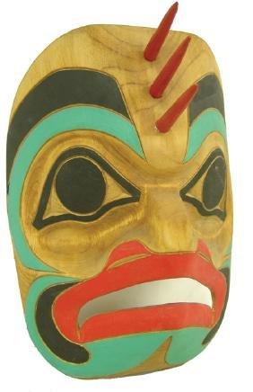 NW Coast Mask - Tom LaFortune
