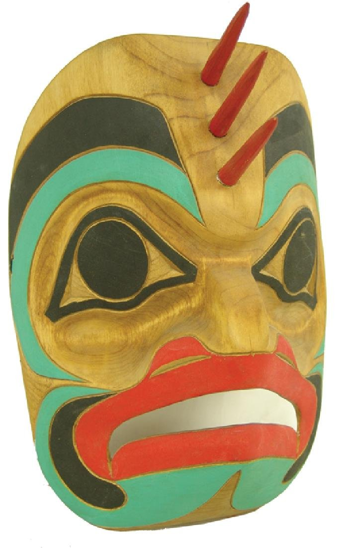 NW Coast Mask - Tom LaFortune