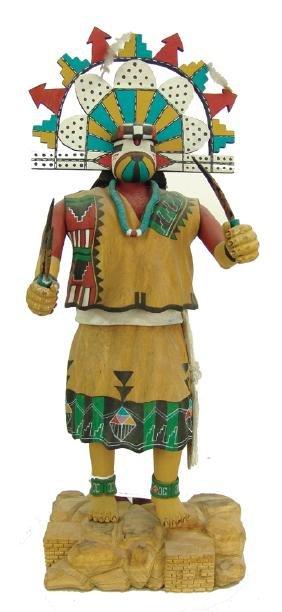 Hopi Kachina Carving - Robert Kasero