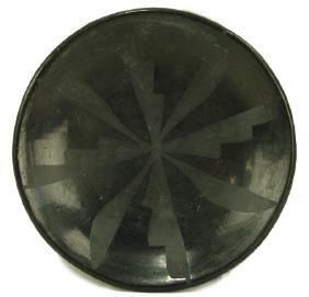 San Ildefonso Pottery Plate - Marie & Santana