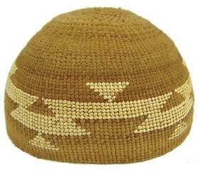 Hupa Infant's Basket Hat