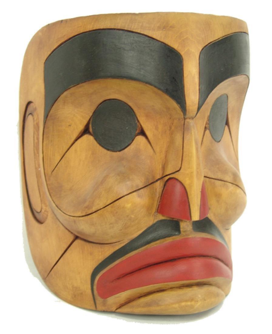 NW Coast Mask - Art C.