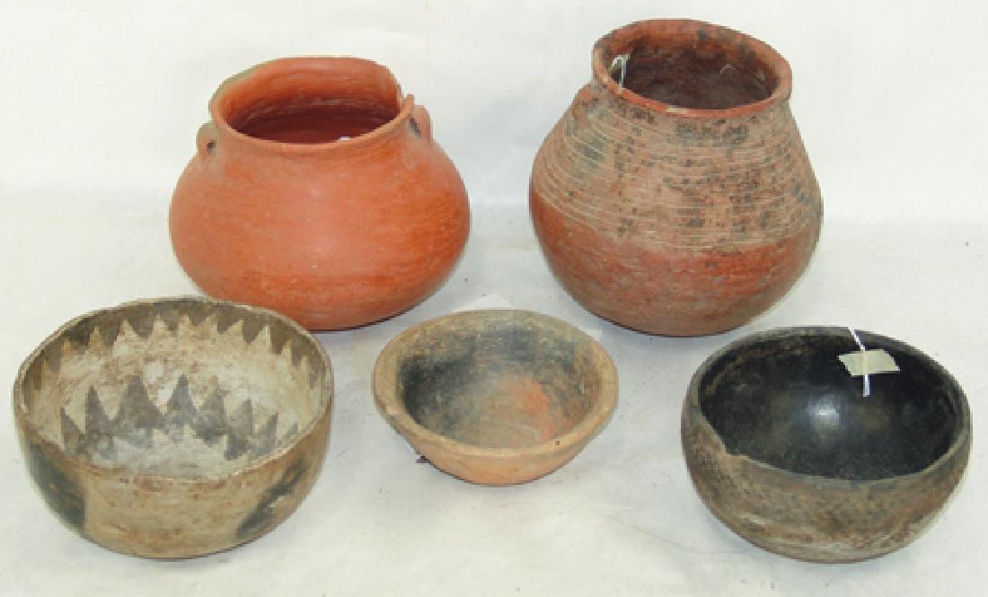 Anasazi Pottery Group