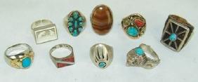 Group of 11 Rings