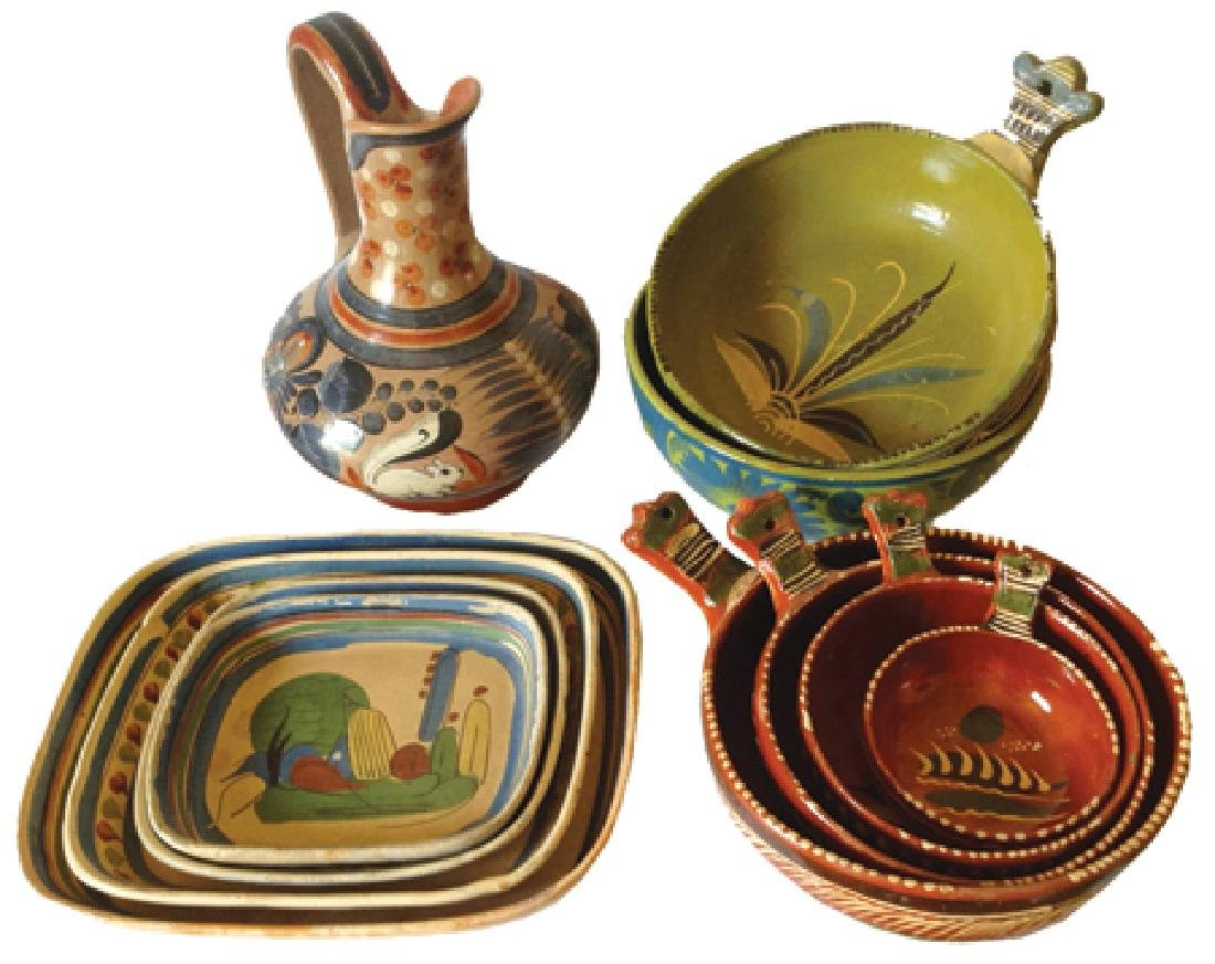 Mexican Pottery Collection