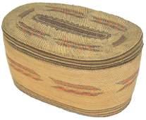 Nootka/Makah Basket